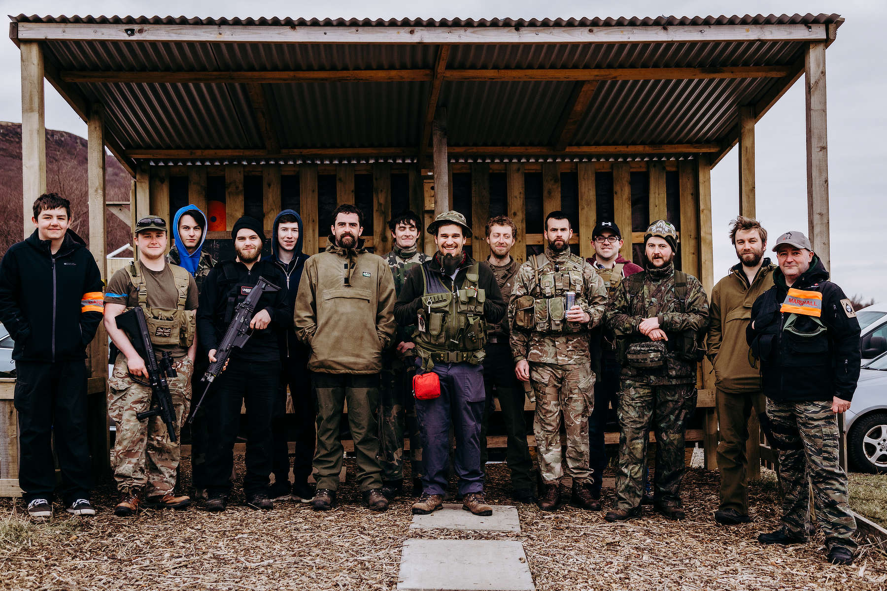 ACE Target Sports Airsoft Club