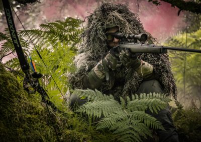 ACE Target Sports Airsoft camuflaged