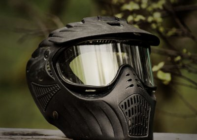 ACE Target Sports airsoft mask