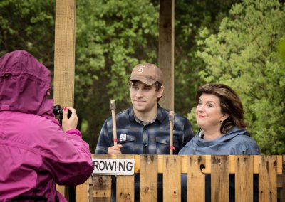 ACE Target Sports guests Elaine C Smith
