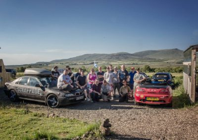Corporate events on Skye